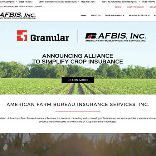 AFBIS Inc Home Page
