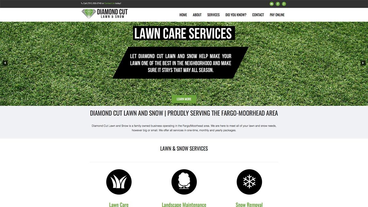 Diamond-Cut-Website-Design