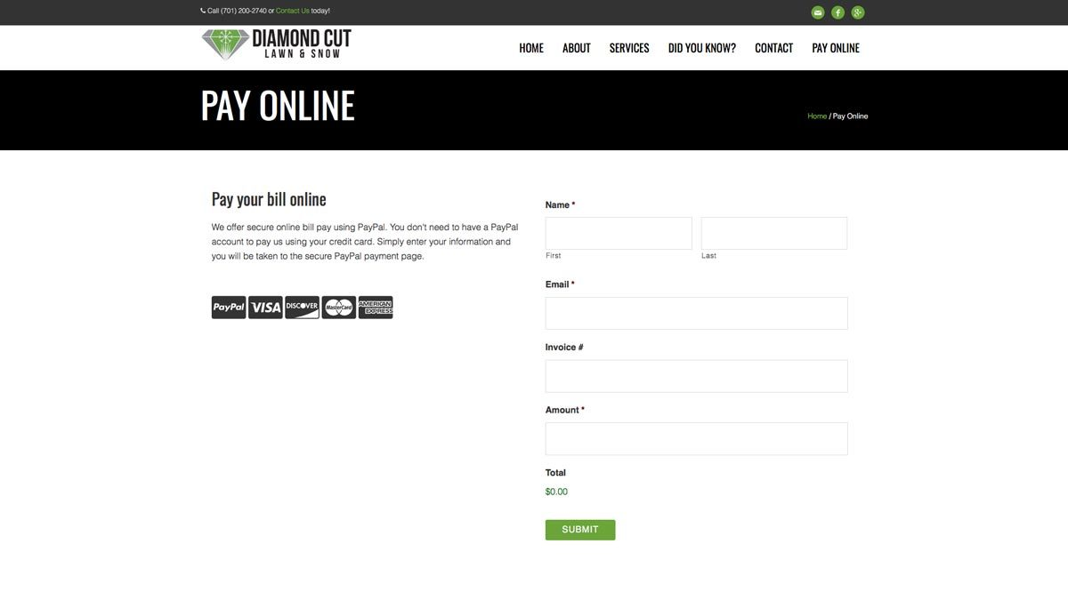 Diamond-Cut-Website-Design-Pay