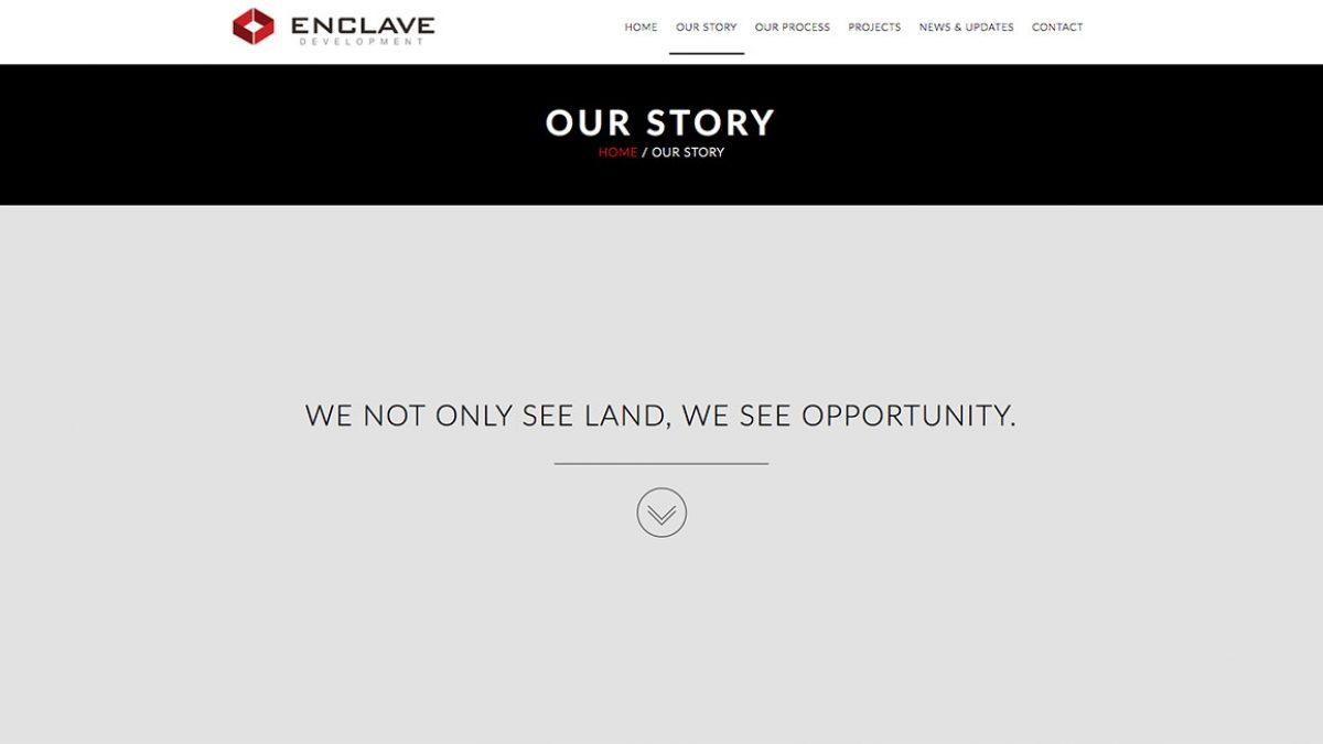 enclave-development-about