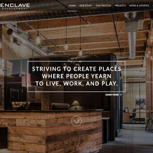 Enclave Development Home Page