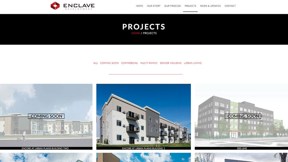 enclave-development-projects
