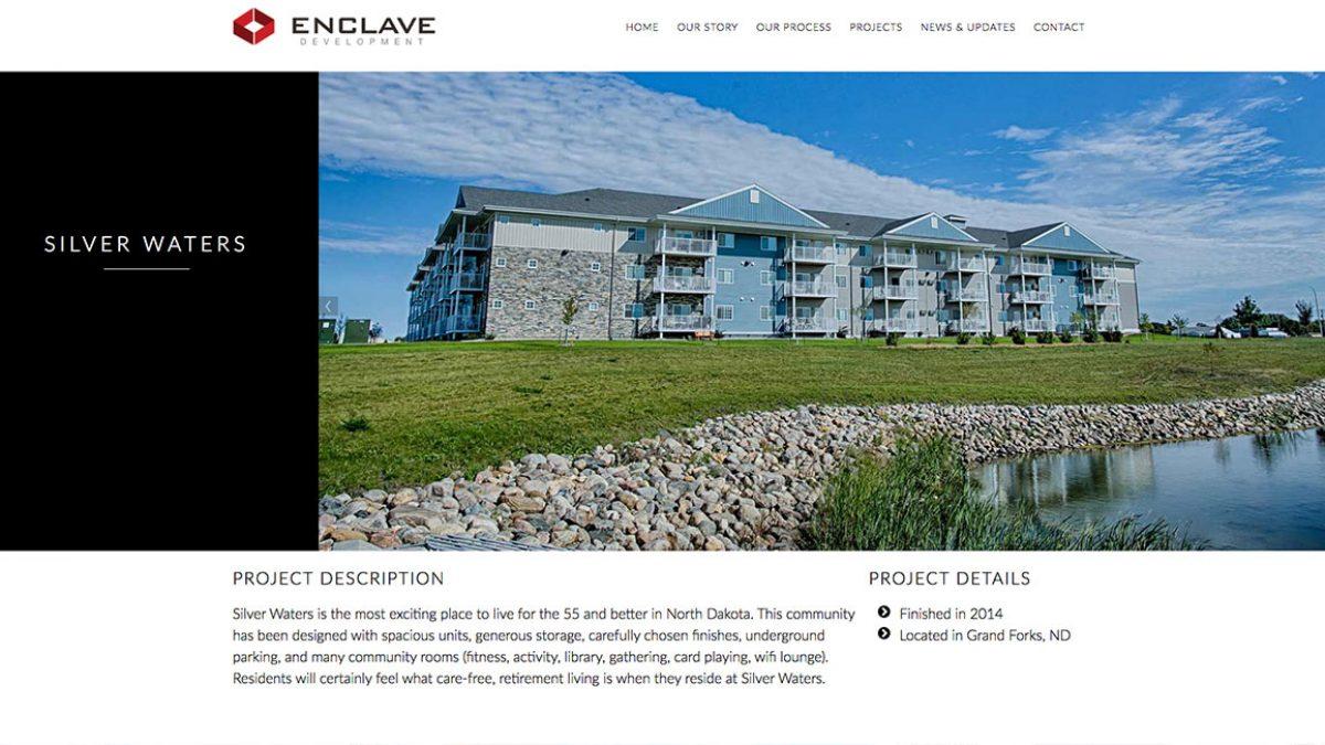 enclave-development-single-project