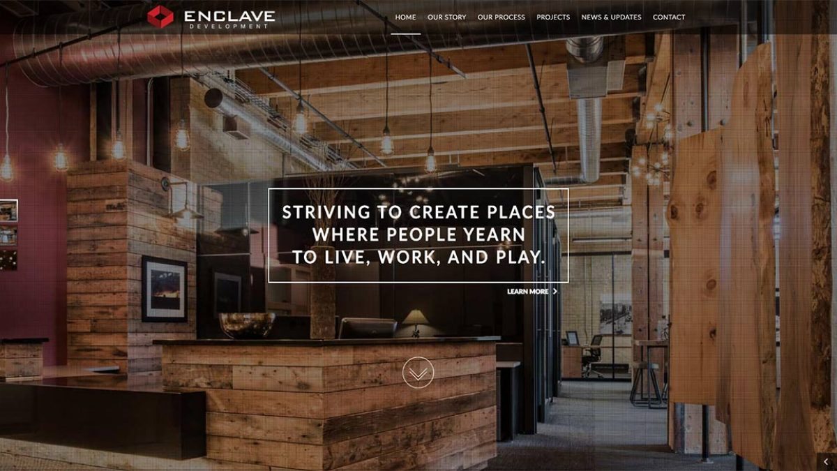 enclave-development-home-page