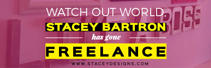 Stacey Bartron Freelance WordPress Design