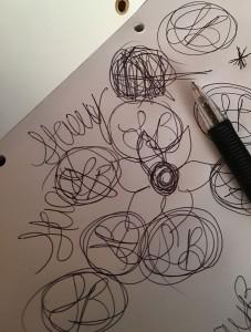 Doodle of Logo Inspiration