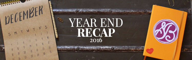 Year End Recap Featured Image